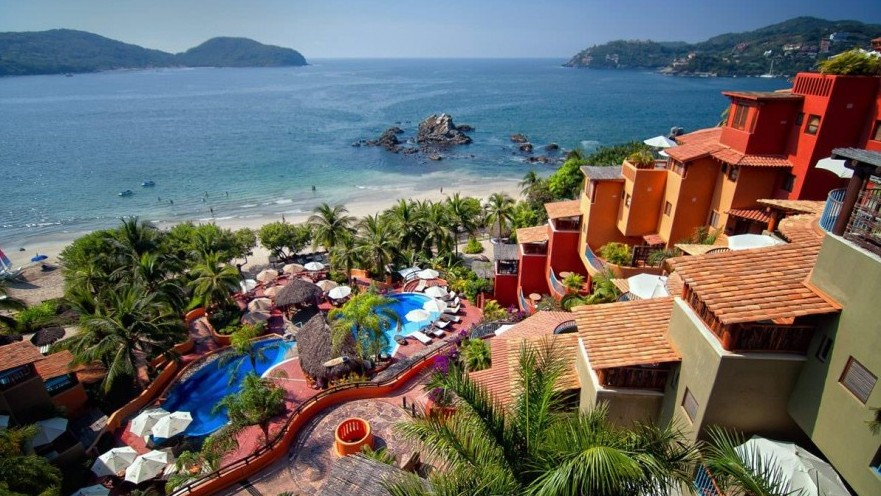 Embarc Advantage week, Zihuatanejo or Multi-Destinations!