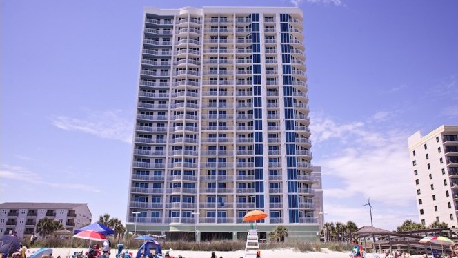 Wyndham Towers on the Grove at North Myrtle Beach