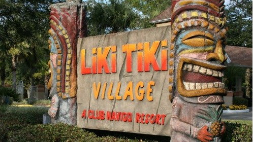 Diamond Liki Tiki Village