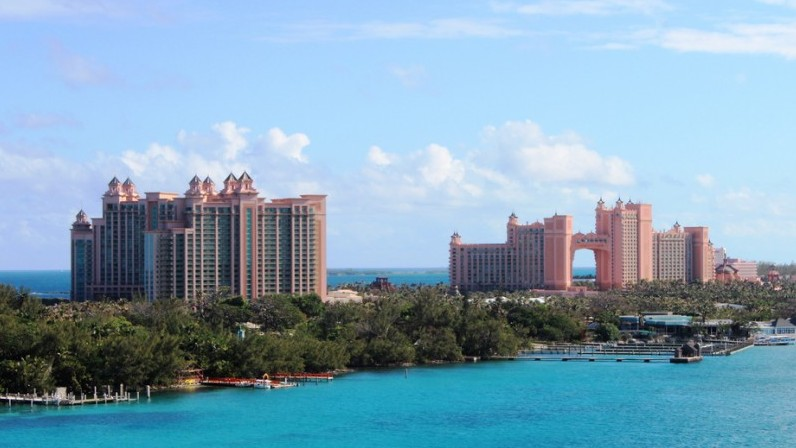 Atlantis - Harborside Resort - Bahamas