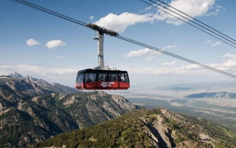 Jackson Hole Cable Car