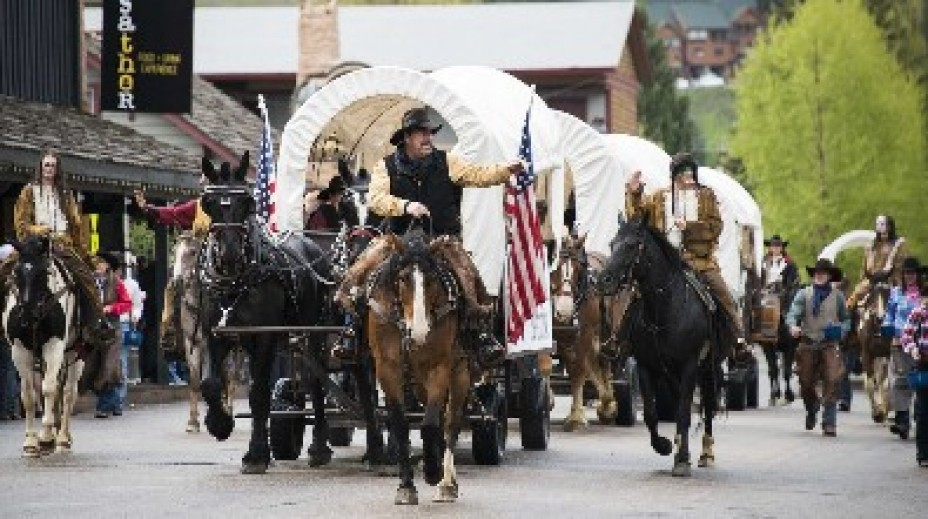 Old West Days, Jackson Hole